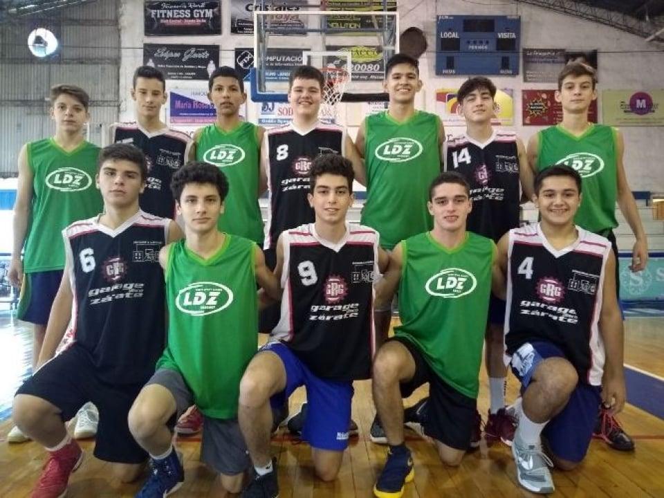 La selección ABZC U15 debuta en Mar del Plata