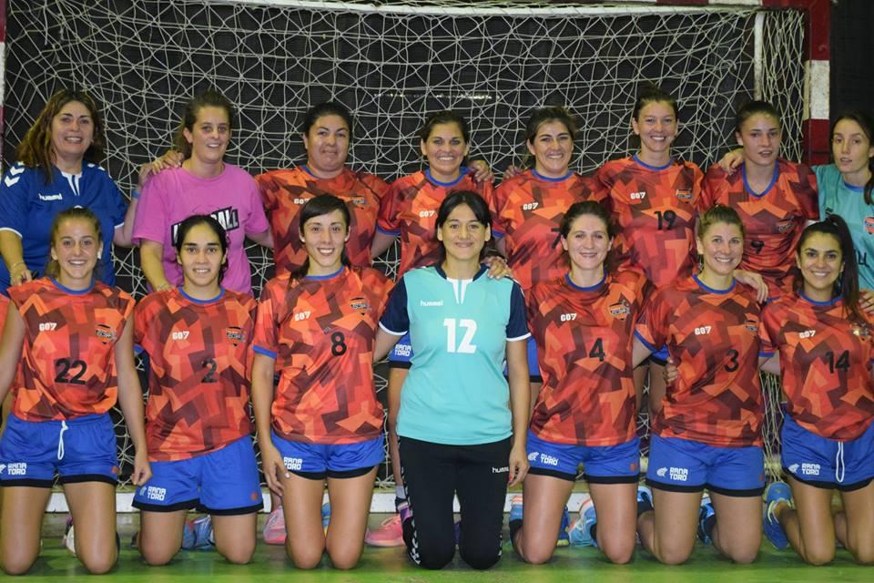 Handball: suerte dispar para los equipos mayores