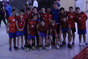Handball: Escobar se reencontró con la senda del triunfo