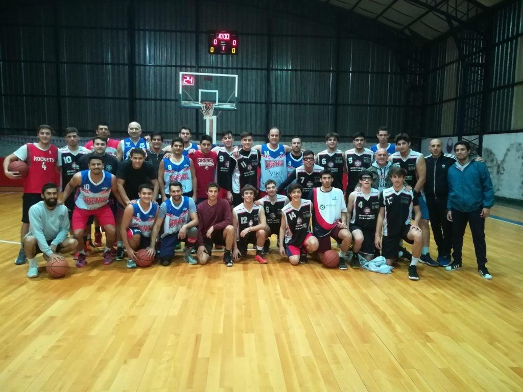 Arenal y la U19 ABZC disputaron un amistoso
