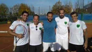 Independiente, ascendió con tres categorías en el interclubes de la AAT