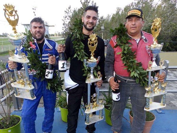 Gastón D ´Angelo ganó la final de la TC 1100 en La Plata