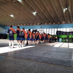 Handball: Escobar mostró su mejor cara ante Ballester