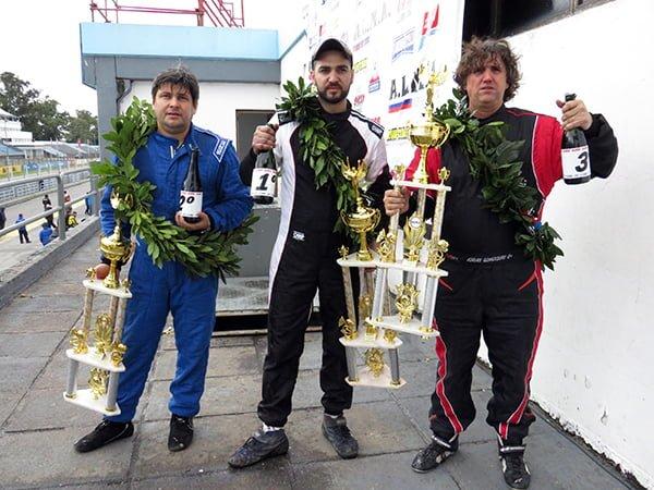Gastón D ´Angelo ganó en el Autódromo sumando  37 victorias en la categoría