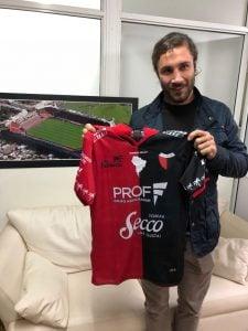 Franco Zuculini volvió al país para jugar en Colón de Santa Fe