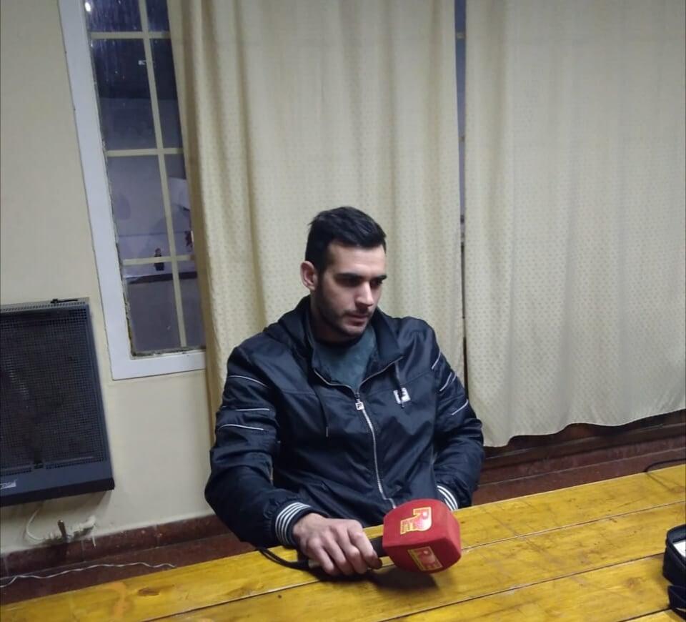 """Sebastián Fagnani: """"yo voy siempre a ganar cada carrera"""""""