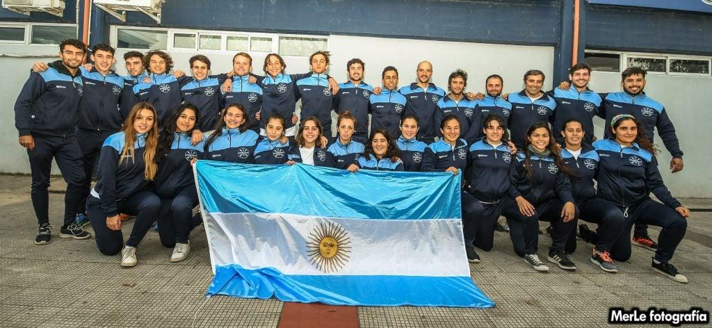 Hoy comienza el Mundial de Kayak Polo en Canadá con la participación de Argentina en damas y caballeros