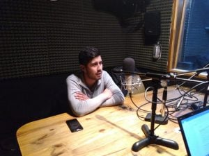 Sebastián Ybares, el maschwitense que rompe redes en el ascenso