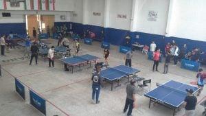 La clínica de  Tenis de Mesa en el club Italiano supero las expectativas