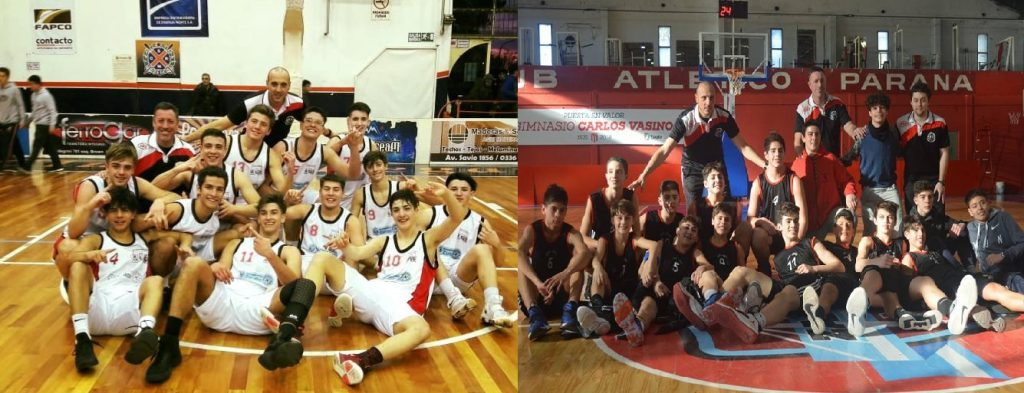 La ABZC U13 y 17 fue campeona del Zonal de Selecciones