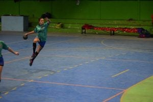 Handball: regular fin de semana para Escobar