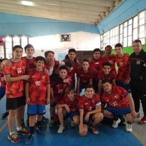 Handball: gran inicio del Clausura para Escobar
