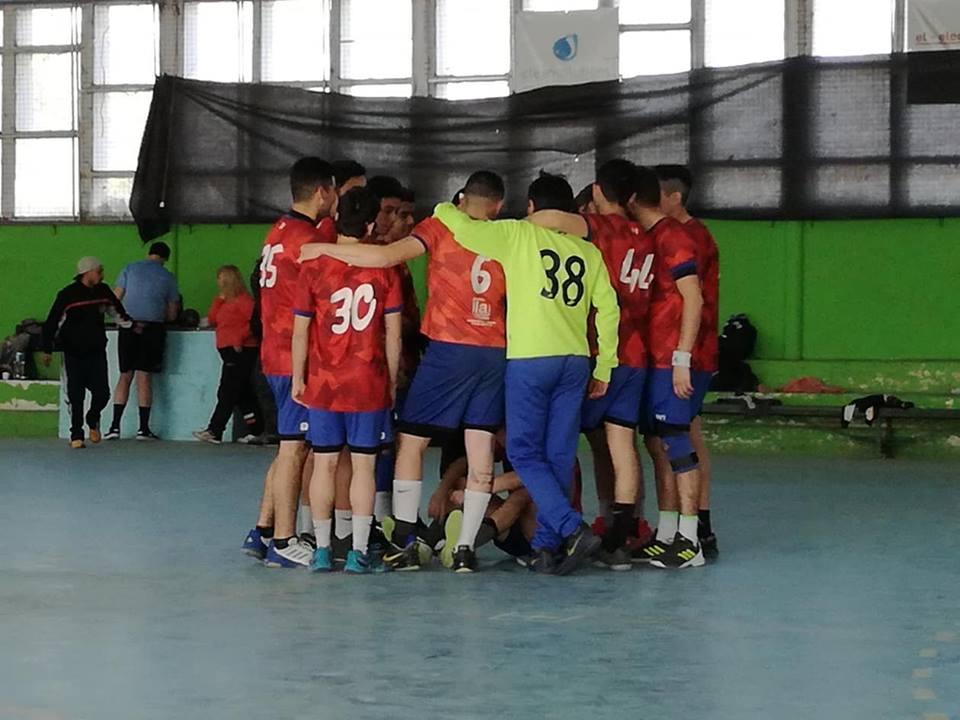 Handball: altibajos para Escobar en sus dos ramas