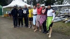 Escobar sumo varios podios en la primera fecha de velocidad en Las Flores