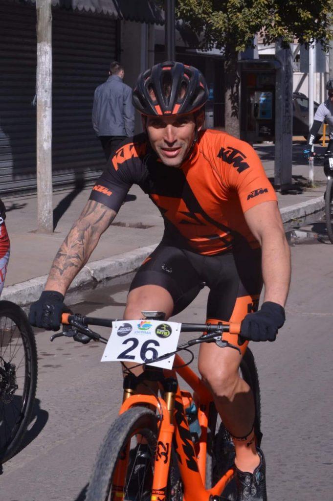 """Pablo Rey: """"Estoy feliz y emocionado de poder correr para la marca KTM"""""""