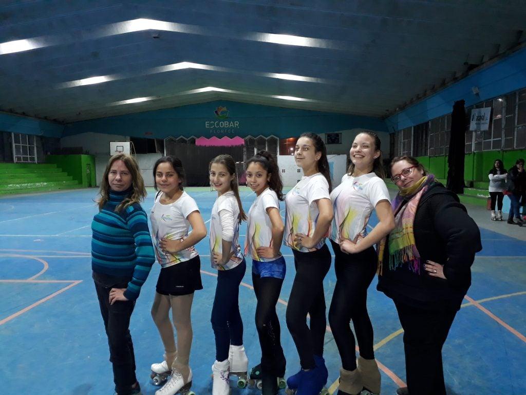 """Patines Juveniles viaja  a San Luis para participar de la  """"Copa Roberto Rodríguez"""""""