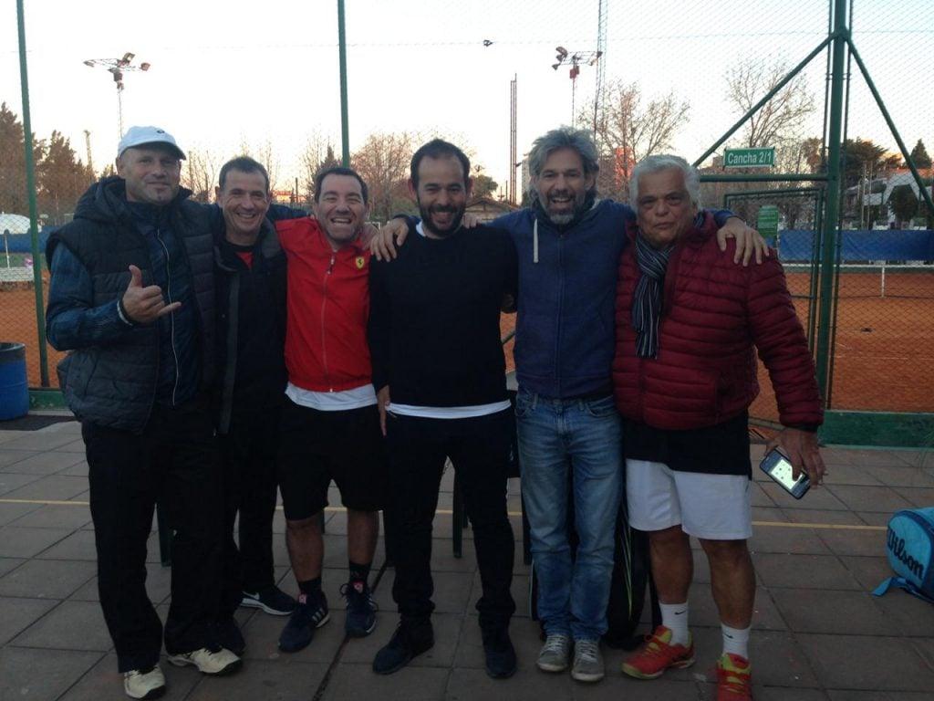 Independiente se consagro campeón con la tercera + 45 en el interclubes