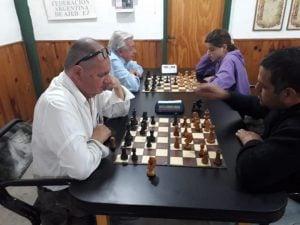 Enrique Contessotto se quedó con el Torneo 55° Aniversario del Círculo de Ajedrez