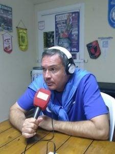 """Marcato: """"Trabajamos para lograr ser el mejor equipo posible"""""""