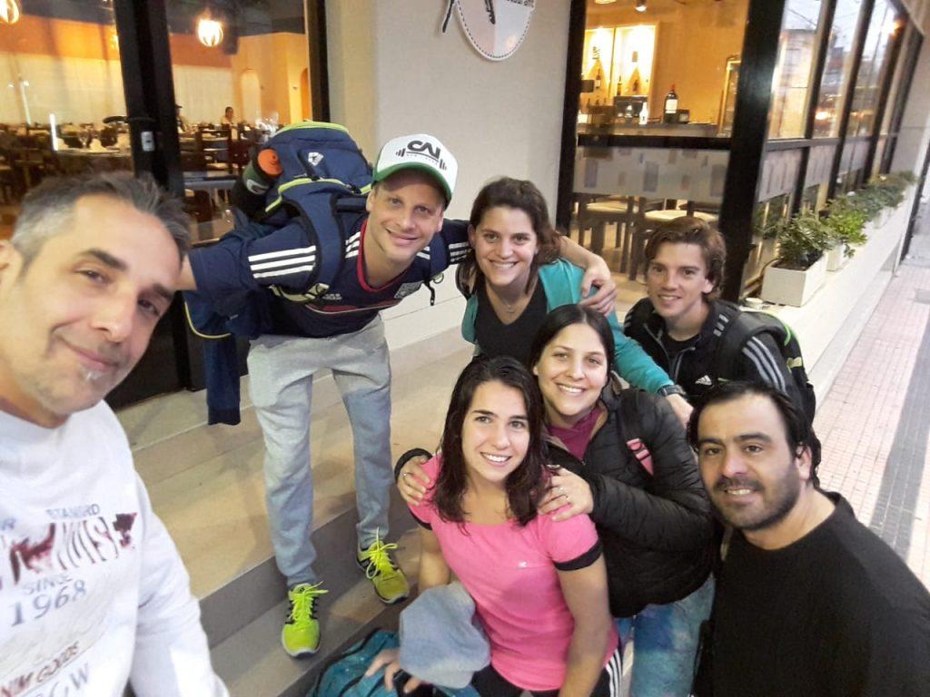 El equipo Master de Independiente sumo varios  podios y es puntero del torneo