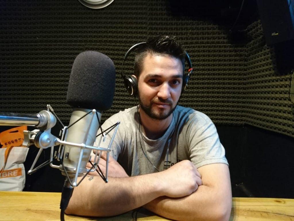 """Gastón D´Angelo: """"quiero sumar lo más que se pueda y si es posible ganar el campeonato"""""""