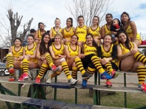 El Hockey de San Andrés viene creciendo día a día