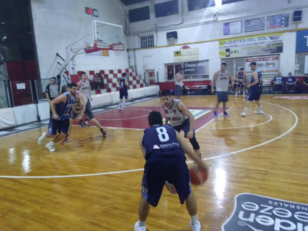 Sportivo Escobar pasó sin problemas a Huracán de San Justo y hoy define ante Atlético Pilar