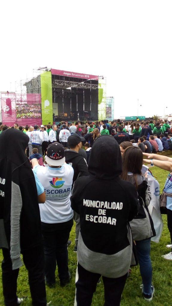 Comenzó en Mar del Plata la etapa final de  los Juegos Bonaerenses 2018