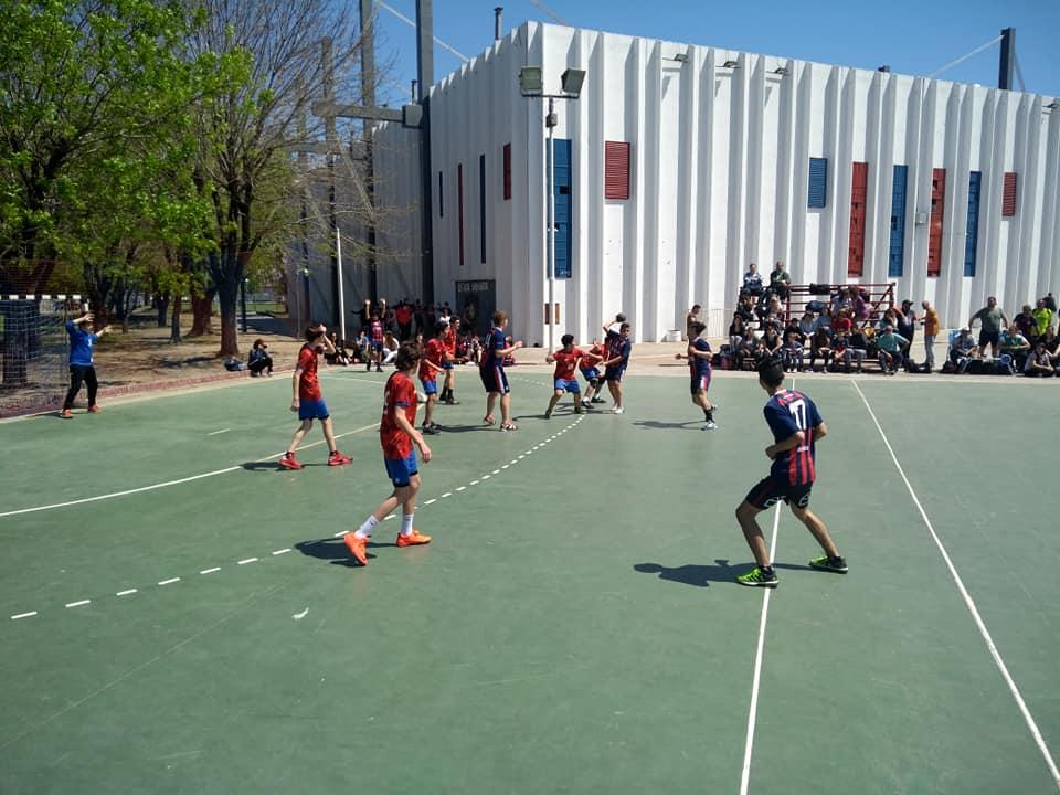 Handball: fin de semana de victorias para Escobar
