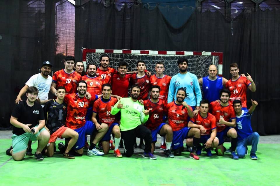 Handball: envión anímico importante