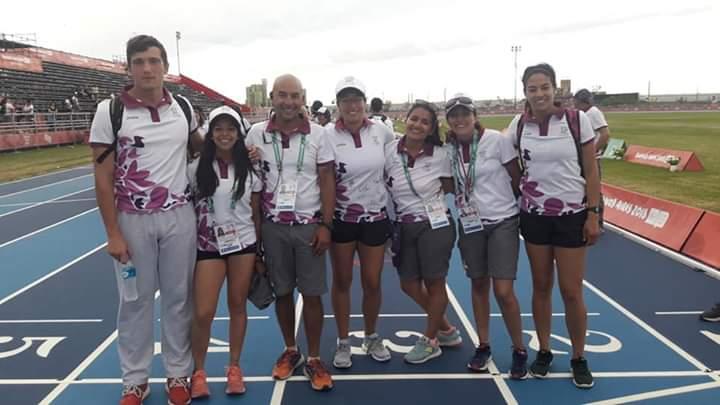 La Escuela Municipal de Atletismo, presente en los Juegos Olímpicos de la Juventud