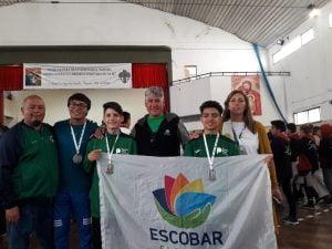Sobre el cierre de los Juegos Evita, hubo más medallas para los escobarenses
