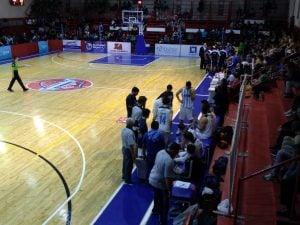Sportivo se topó con la contundencia de Zárate Basket