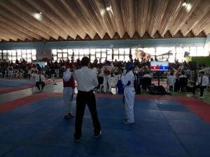 Importante Torneo Provincial de Taekwondo en Escobar