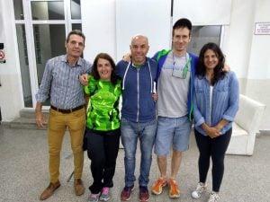 Cinco atletas escobarenses competirán en el IRONMAN de Florida