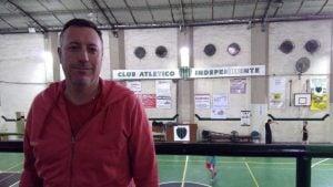 """José Urriza: """"Estamos muy contentos con lo que se está haciendo en el básquet"""""""