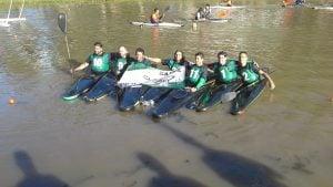 Club de Pescadores de Escobar campeón de la Copa Argentina de Kayak Polo