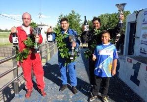 En ALMA solo resta definirse el campeón de la TC 1100