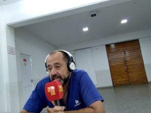 """Diego Aguerrebere: """"Es fantástico tener un future en Escobar"""""""