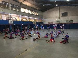 El patín de Arenal tendrá su show de fin de año