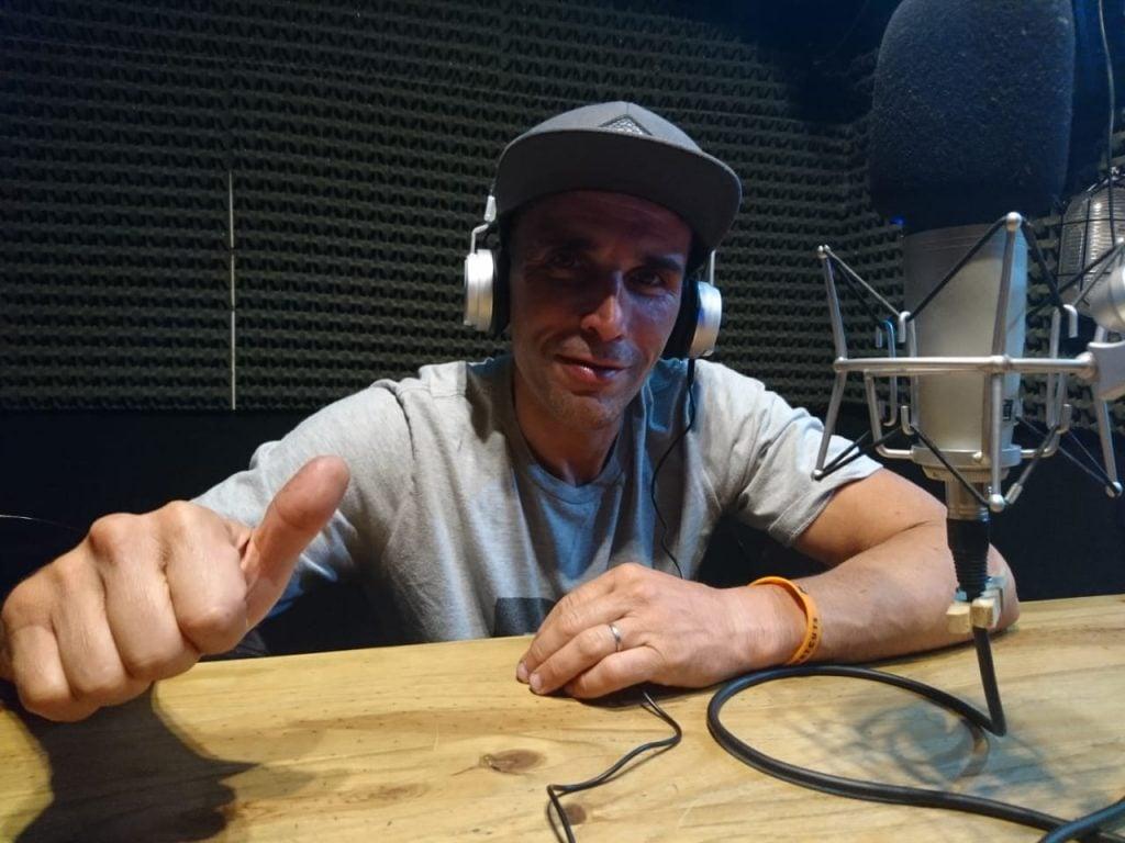 """Pablo Rey: """"En cada pedaleada sigo aprendiendo sobre el ciclismo de ruta"""""""