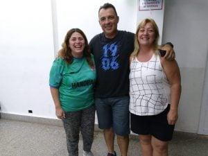 """Gabriela Esteban: """"estamos teniendo una  presencia dentro de Femebal que hace años no teníamos"""