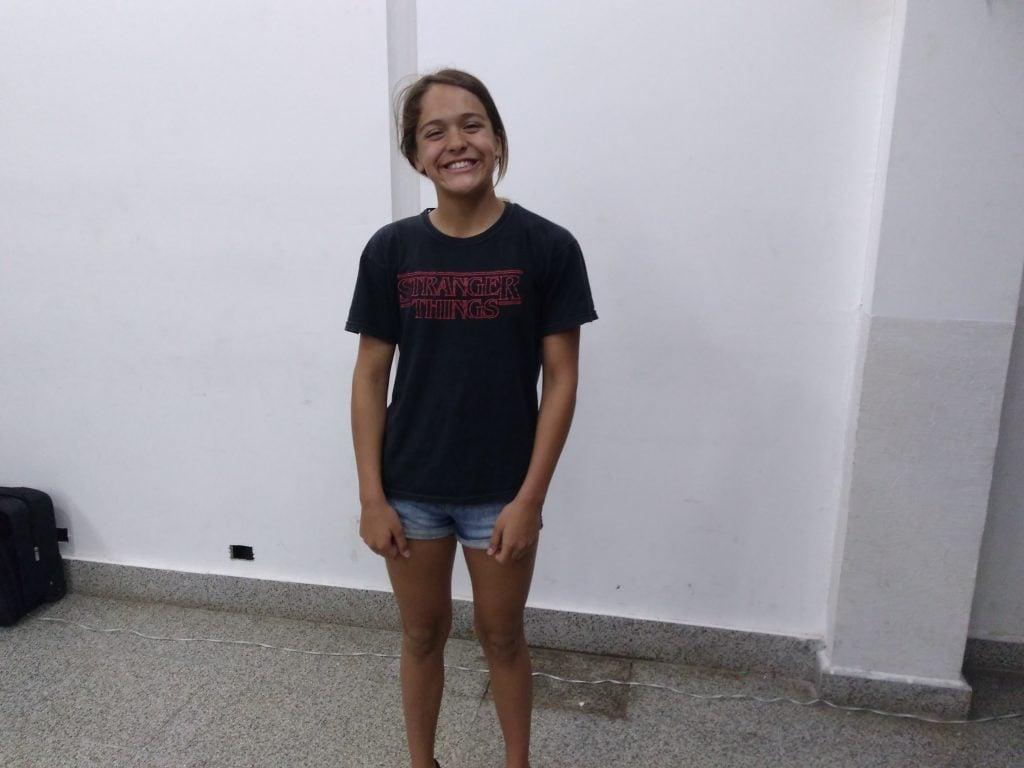 """Lola Leguiza, ganadora de dos medallas en Brasil: """"Disfruté mucho del Torneo Paulista"""""""
