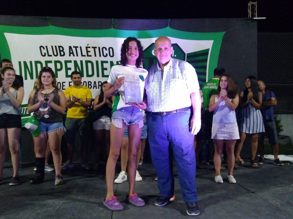 Independiente cerró el año con su tradicional Fiesta del Deporte