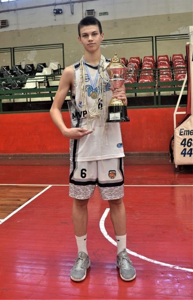 Giovannetti, MVP y campeón con Buenos Aires