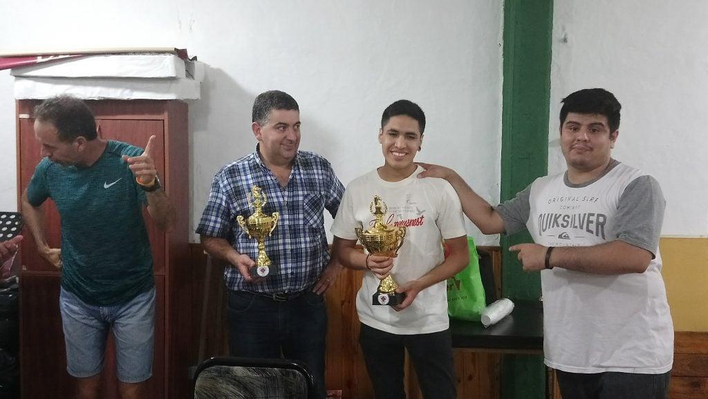 Noé Sotelo, nuevo campeón del Abierto de Categorías del Círculo de Ajedrez