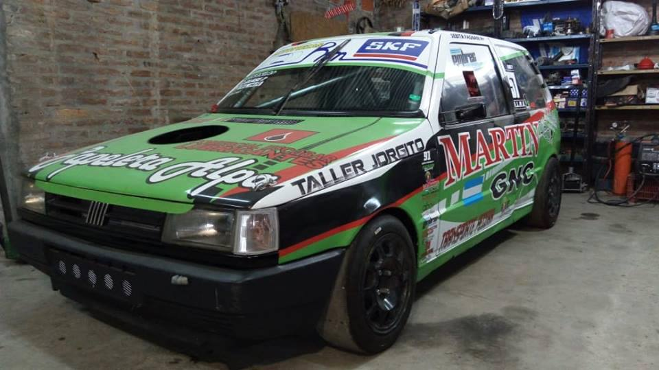 Cambio de aire para Sebastián Fagnani: va a correr en la Monomarca Fiat