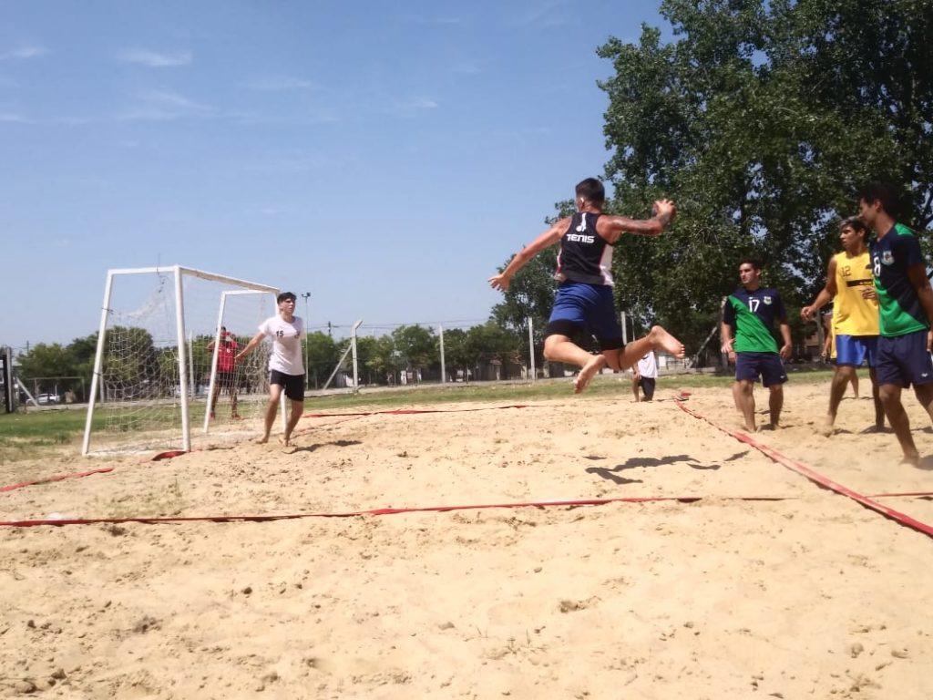 El handball escobarense se pone a prueba para el 2019