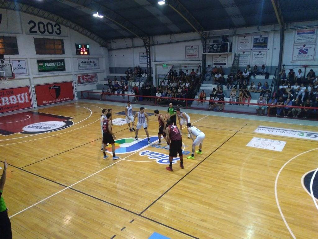Sportivo Escobar vuelve a Derqui para abrir la llave de Playoffs