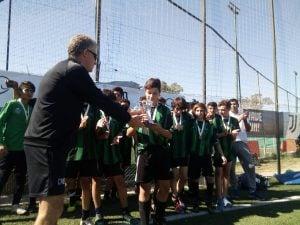 Independiente obtuvo un campeón y dos subcampeones  en la  1ra. Copa del Mundo Infantil y Juvenil